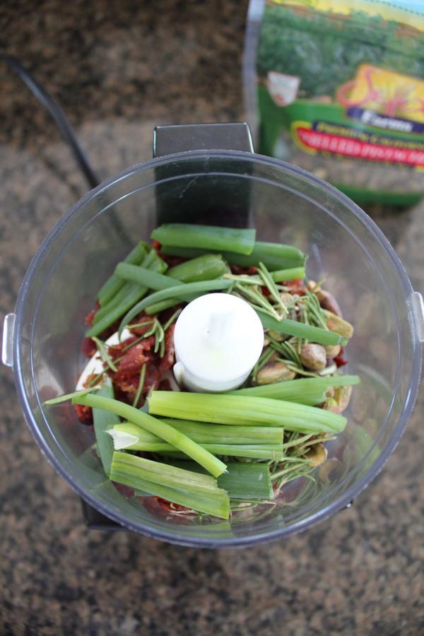 Pistachio Bacon Crusted Scallops Recipe