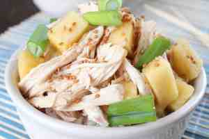 Pineapple Teriyaki Baked Chicken