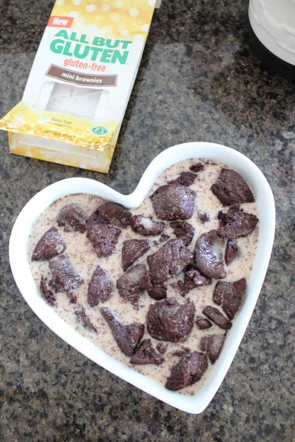 Gluten Free Brownie Bread Pudding Recipe