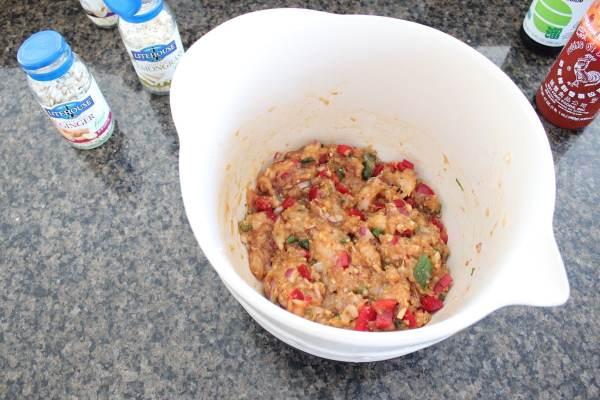 Asian Chicken Slider Recipe