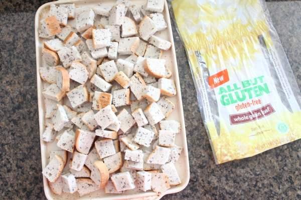 Gluten Free Panzanella Salad Recipe