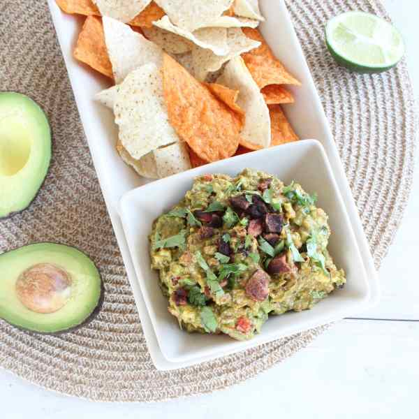 Chipotle Bacon Guacamole