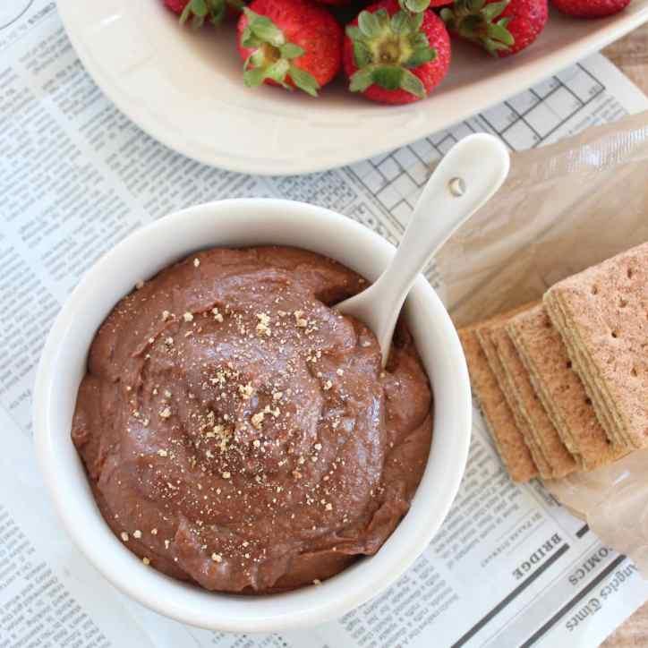 Nutella Hummus Recipe