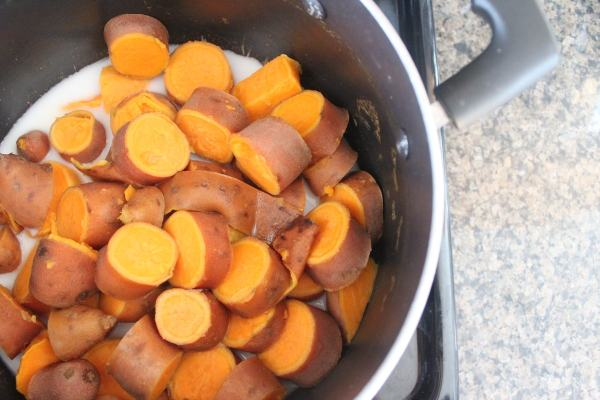 Sweet Potato Pumpkin Shepherds Pie Recipe