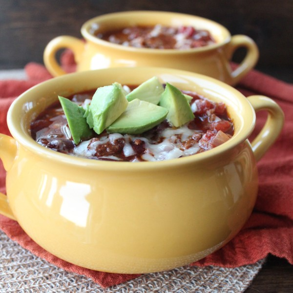 Chipotle Stout Chili Recipe
