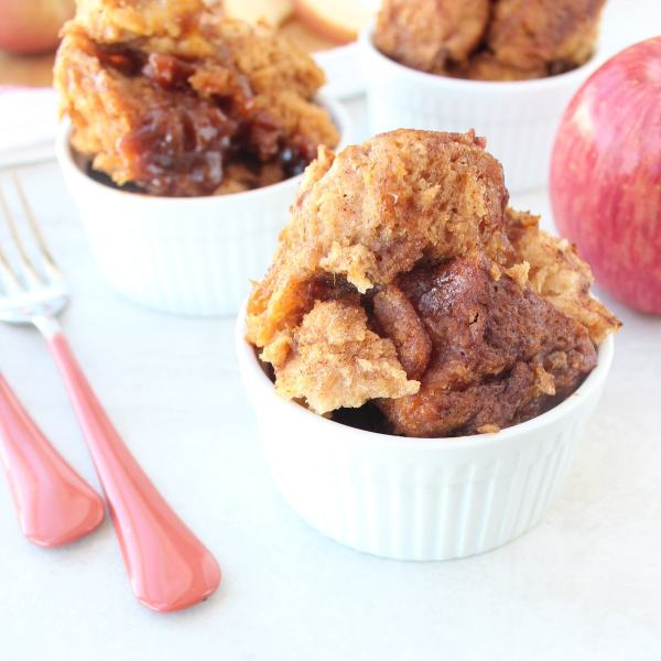 Crock Pot Pumpkin Apple Monkey Bread