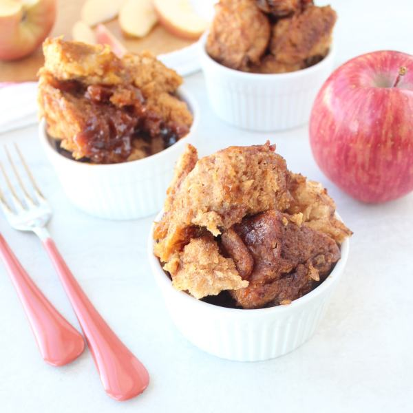 Pumpkin Apple Monkey Bread