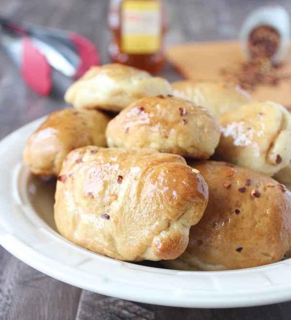 Chipotle Honey Pretzel Bites Recipe