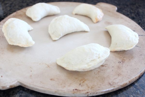 Buffalo Chicken Mini Calzones Recipe