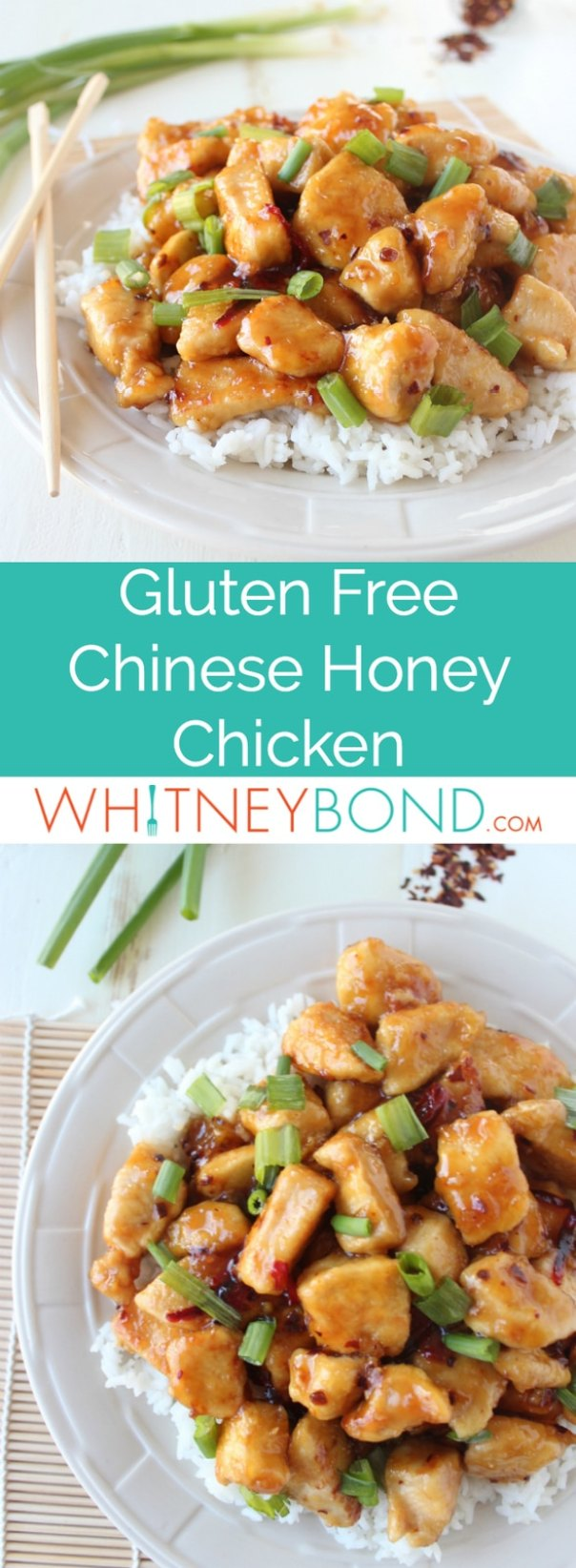 Chinese honey chicken gluten free recipes whitneybond this healthier better than takeout recipe for chinese honey chicken is easy to forumfinder Choice Image