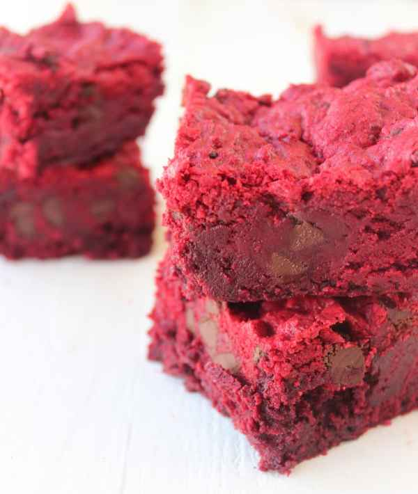 Red Velvet Brookies
