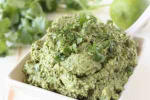 Cilantro Lime Pesto Recipe