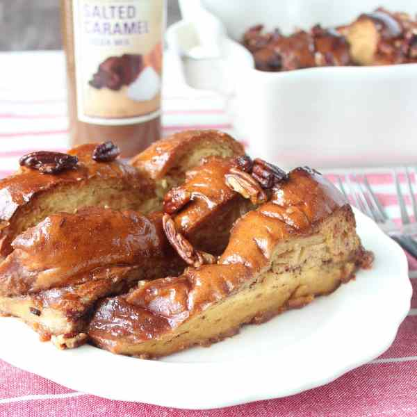 Salted Caramel French Toast Recipe