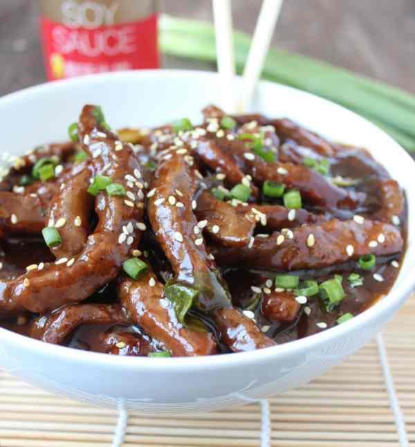 Korean BBQ Beef & Noodle Bowl Recipe