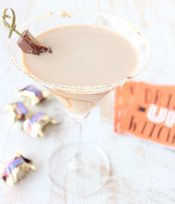 Snickers Martini Recipe