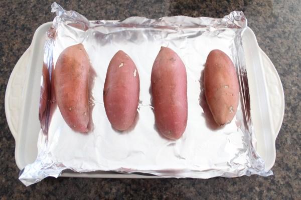 Breakfast Sweet Potatoes Recipe