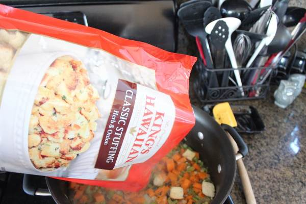 Slow Cooker Sweet Potato Stuffing Recipe