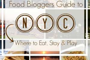 NYC city guide collage square