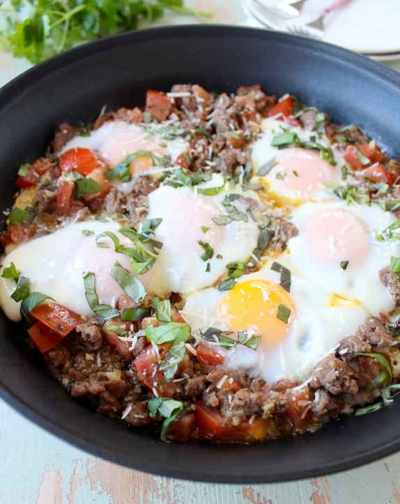 Gluten Free Breakfast Skillet Recipe