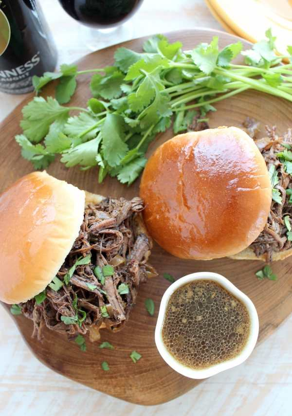 Slow Cooker Coffee Guinness Brisket Recipe