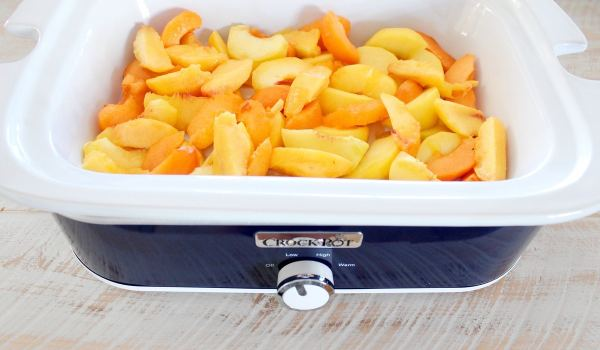 Crock Pot Dessert Fruit Recipe