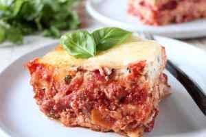Naan Lasagna Recipe