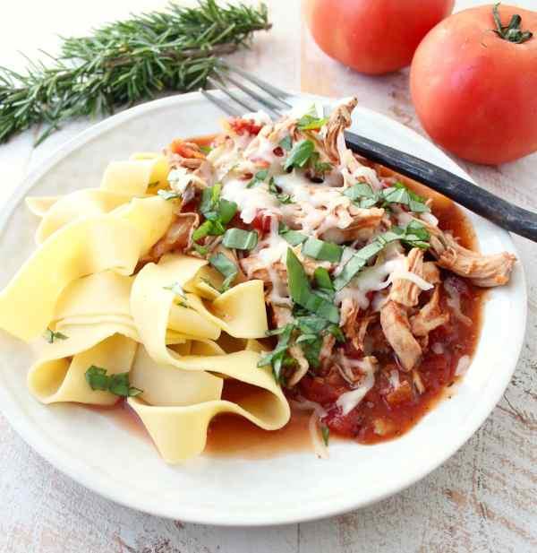 Slow Cooker Chicken Ragu Recipe