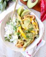 Thai Green Avocado Curry