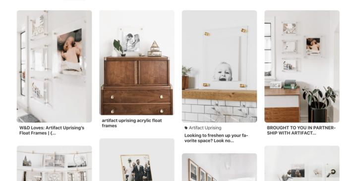 5 creative ways to display prints at home family photos