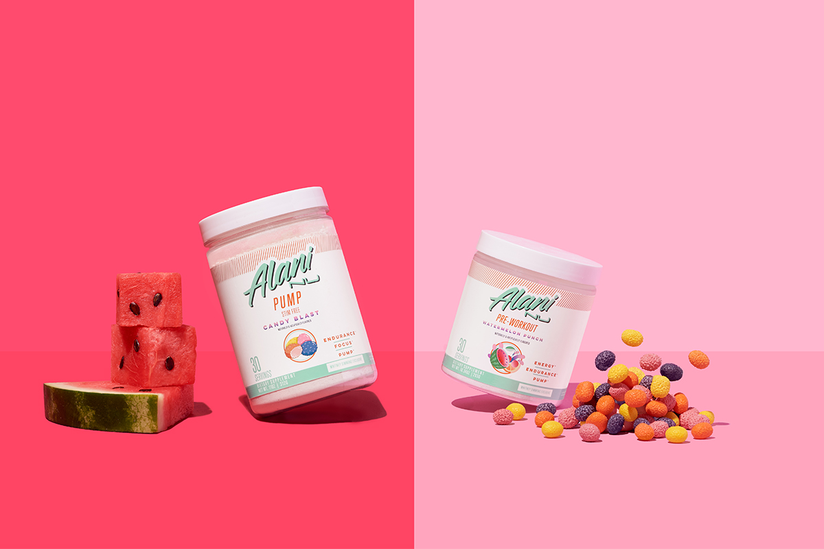 Alani Nutrition Product