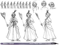Hearts of Roese, Queen of Hearts turnaround
