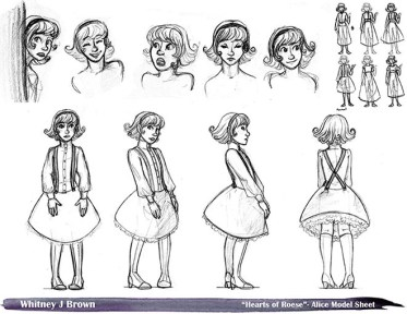 Hearts of Roese, Alice turnaround