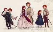 Hearts of Roese Characters