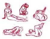 Girl Gestures