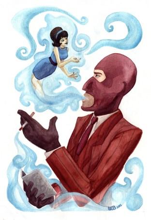 Lady of the Smoke