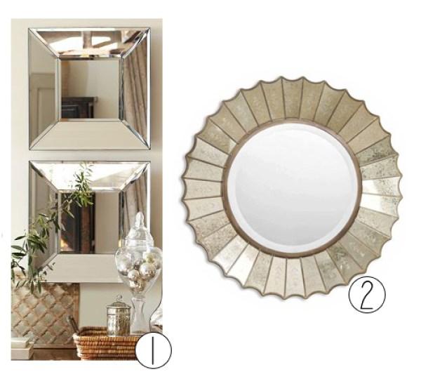 glamorous mirrors