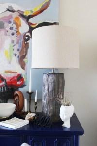 New Orleans interior design | New Orleans decorator | electic interior design | bold, electic dining room | black and white bathroom | New Orleans interior designer