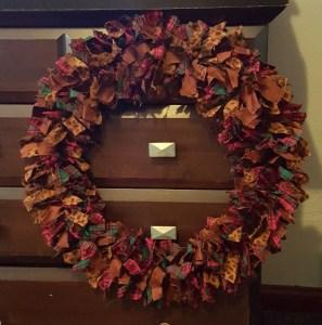 diy challenge wreath