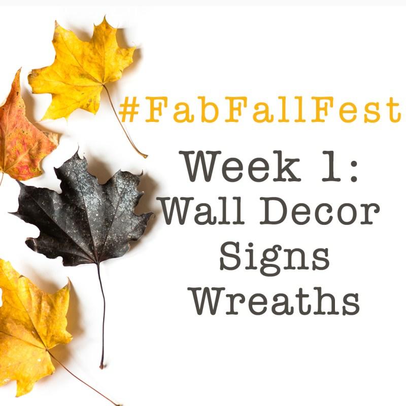 IG Fall Tag week 1
