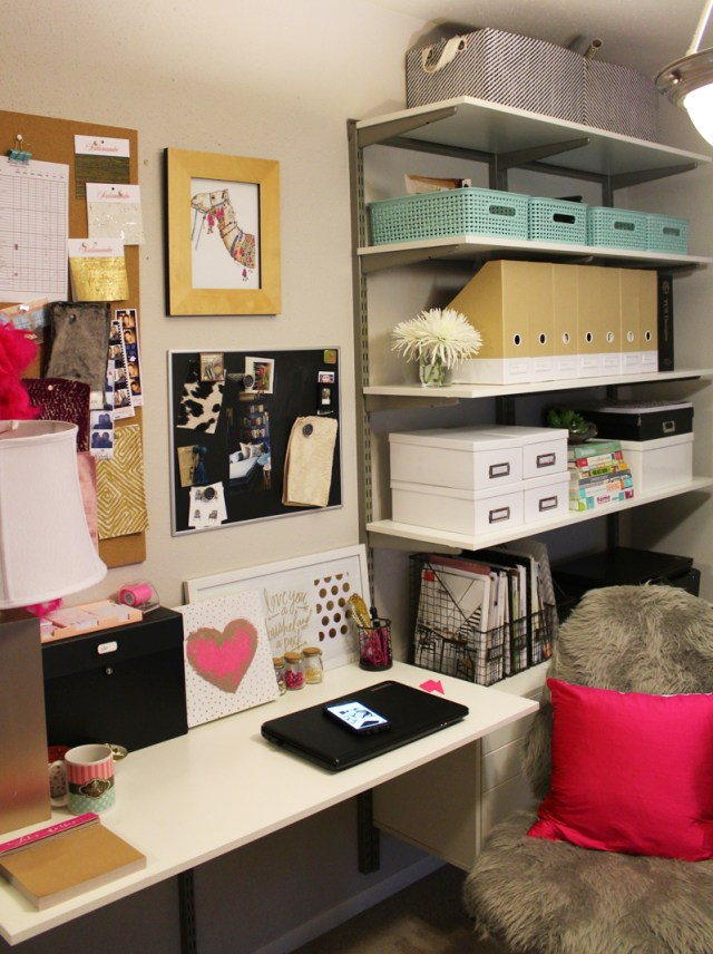 crafter's desk