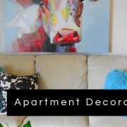 Slider Apartment Decorating Guide Whitney J Decor