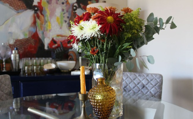Bold Eclectic Home Tour For The Fabfallfest