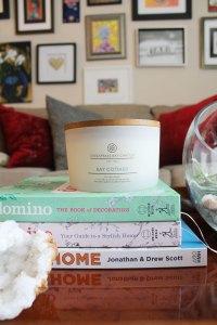 chesapeake bay candle | living room decor | candle decor