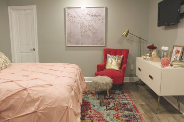 pink and gray bedroom | pink bedroom | pink master bedroom | nola decorator | new orleans interior design | new orleans decorator | nola interior designer | nola homes | new orleans homes |