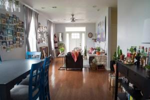 Britt Smith Photography   eclectic boho design   boho living room   boho dining room   eclectic living room   eclectic dining room   colorful hoho decor