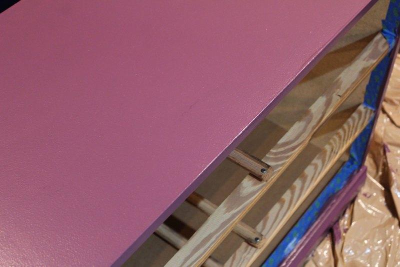 Painted Purple Dresser before | purple dresser | dresser diy | one room challenge | white guest bedroom | whitney j decor | home decor blog | design blogs | new orleans blog | nola blog | new orleans interior designer | nola interior designer | new orleans decorator | nola decorator