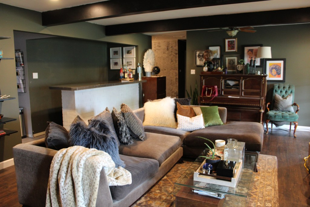 whitney jones, new orleans interior designer's home