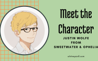 justin ophelia sweetwater meet the character