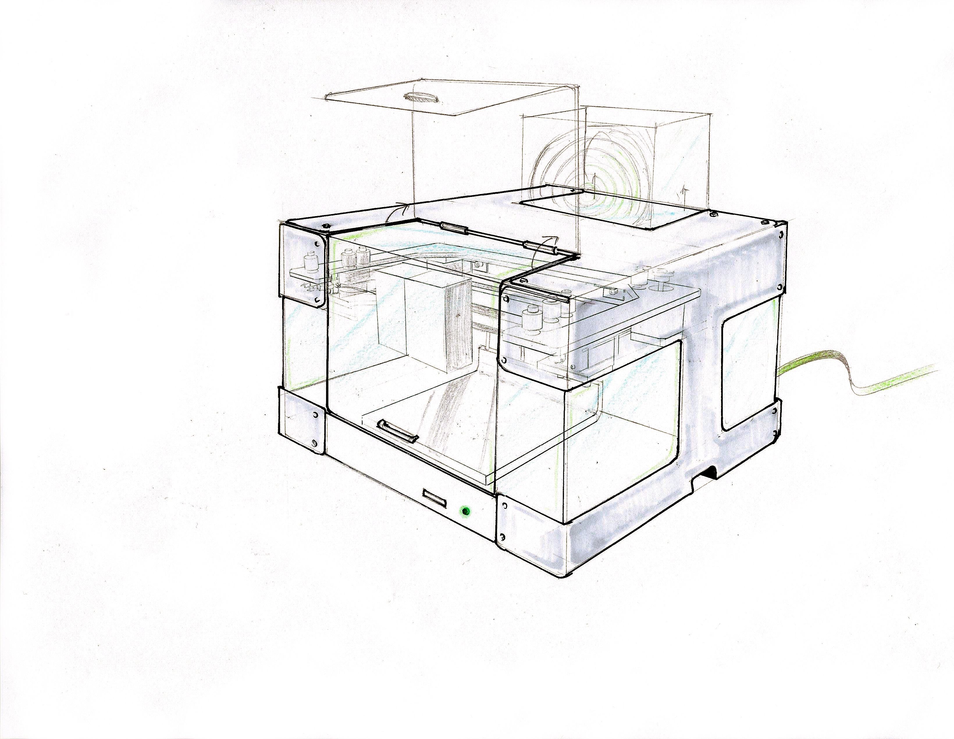 Design Intern At Voxel8