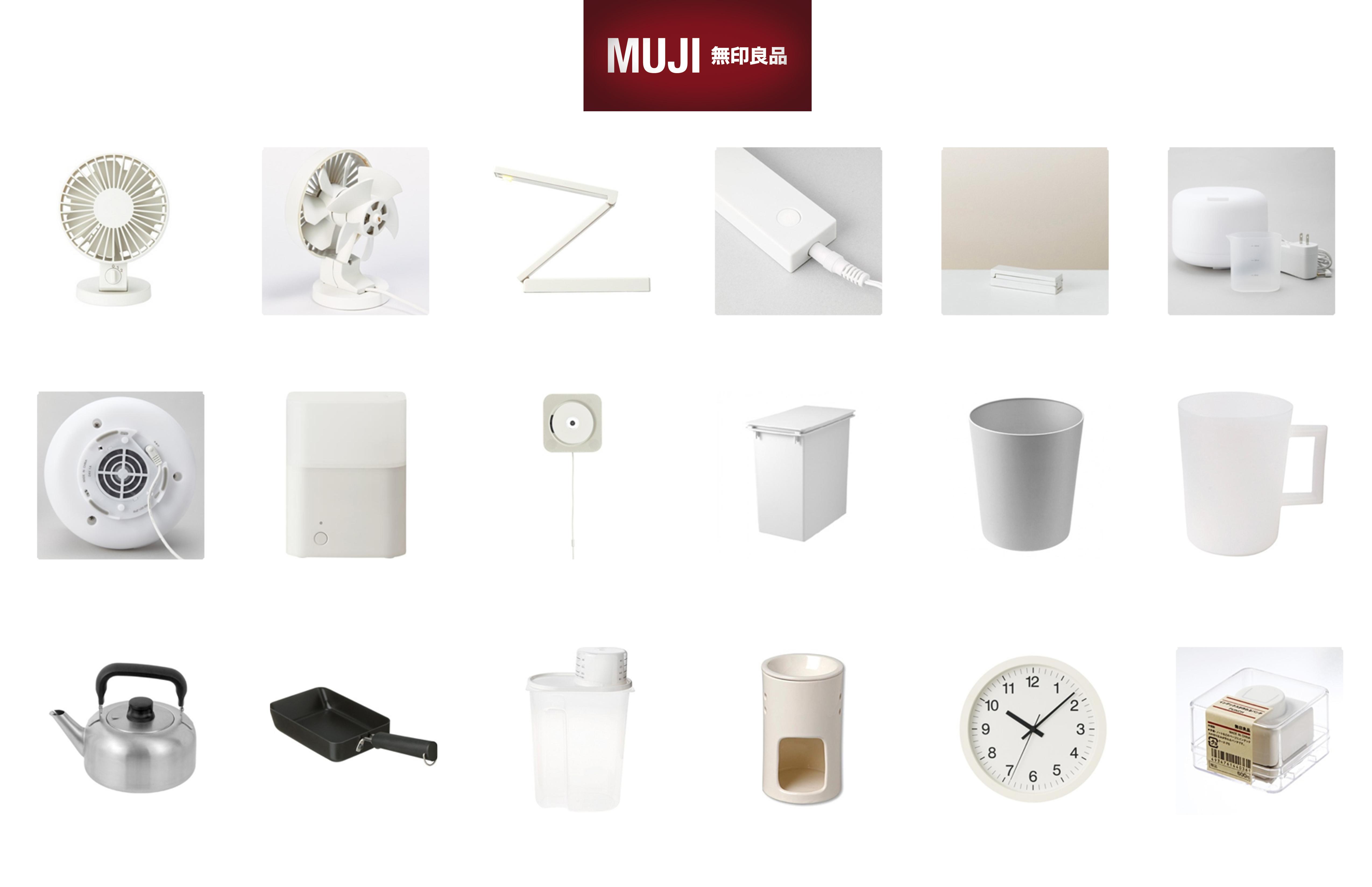 Electric Kettle For MUJI Bai